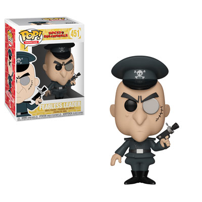 Funko Fearless Leader