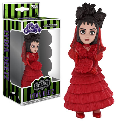 Funko Horror Beetlejuice Lydia Rock Candy