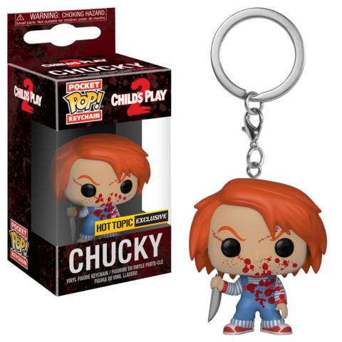 Funko Horror Chucky Keychain