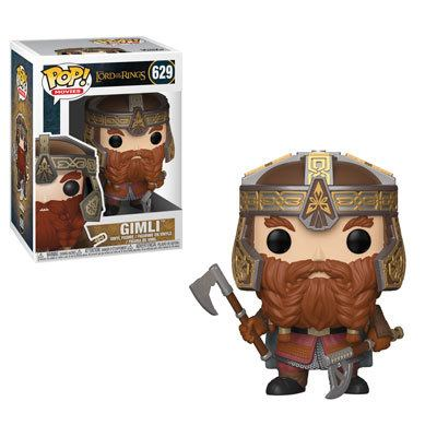 Funko Lord of the Rings Gimli
