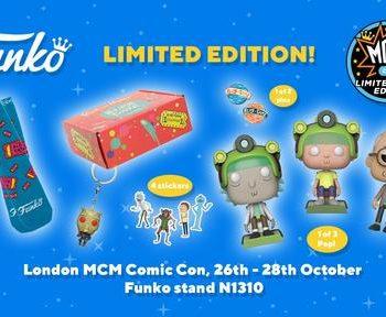 Funko MCM Comic Con 6