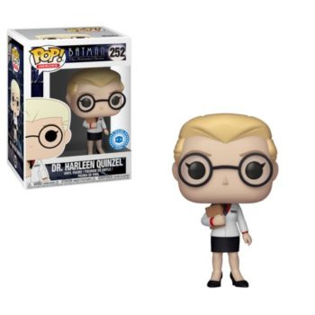 Funko Pop in a Box Exclusive Harleen Quinzel