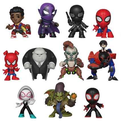 Funko Spider-Verse Mystery Minis 1