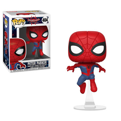 Funko Spider-Verse Spider-Man Pop