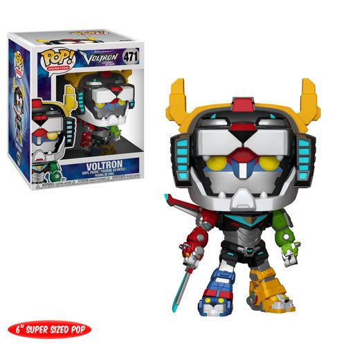 Funko Voltron Super Sized Pop