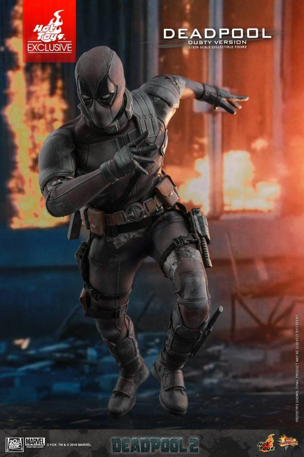 Hot Toys Deadpool Dusty 2