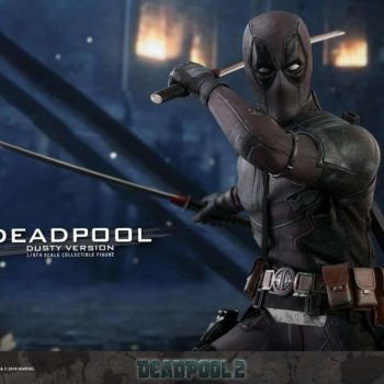 Hot Toys Deadpool Dusty 8