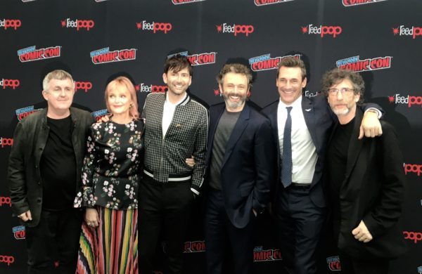 Good Omens NYCC