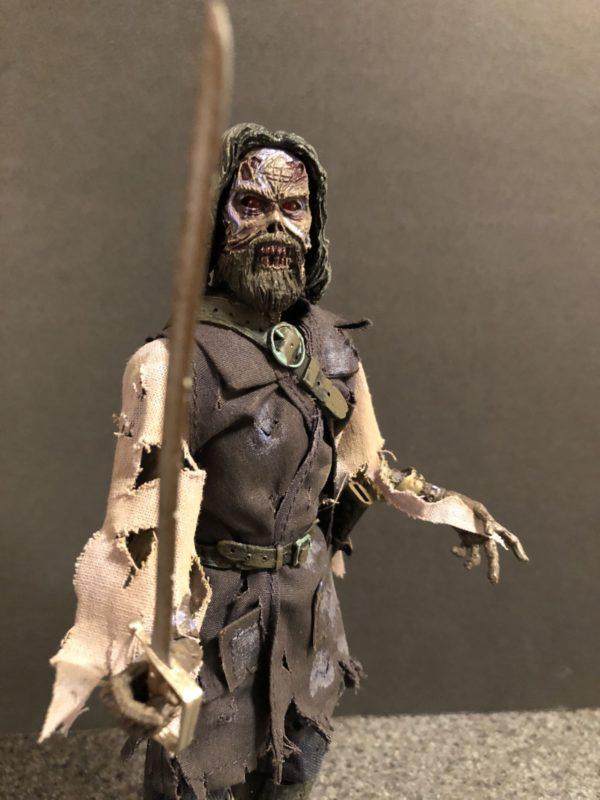 NECA The Fog Captain Blake Figure 6