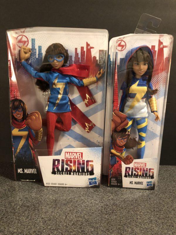 Hasbro Marvel Rising Line 2