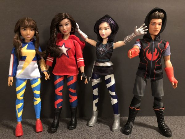 Hasbro Marvel Rising Line 11