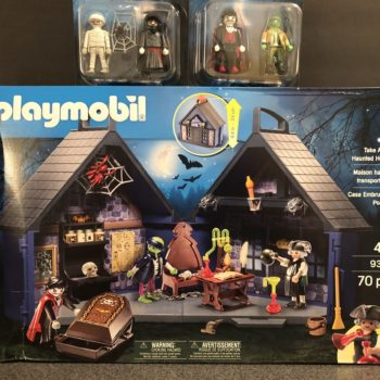 Playmobil Take Along Haunted House 1