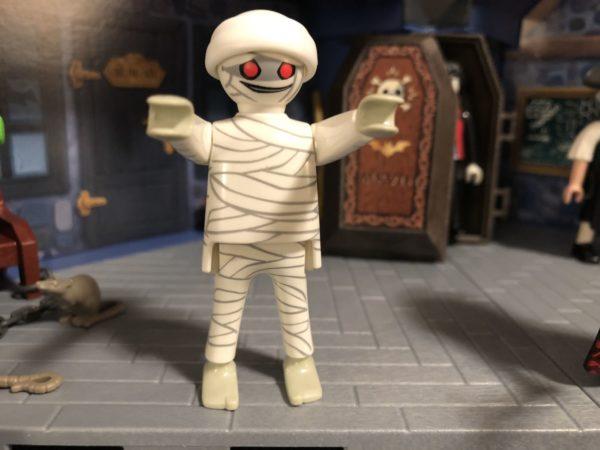 Playmobil Take Along Haunted House 14