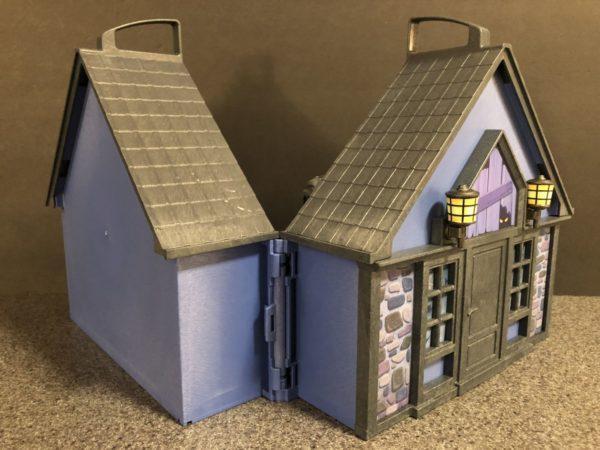 Playmobil Take Along Haunted House 15