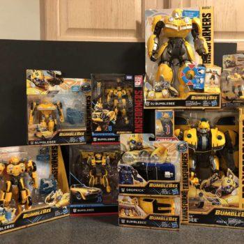 Hasbro Bumblebee Toys 1