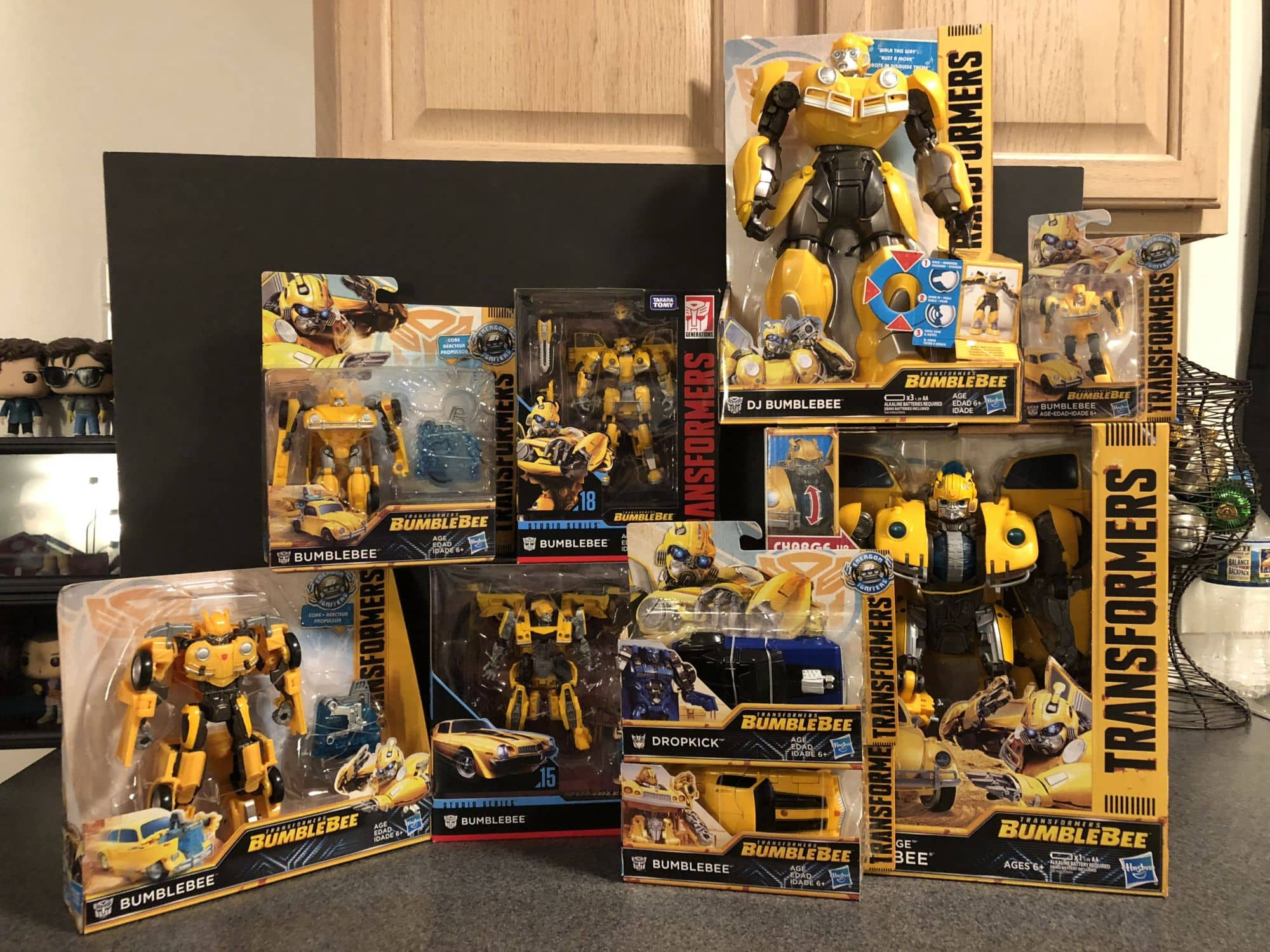 CONTEST: Win Yourself Some Bumblebee Goodness From Hasbro! - Bleeding Cool News ...