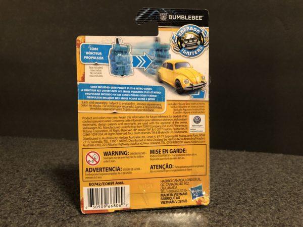 Hasbro Bumblebee Toys 6
