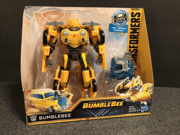 Hasbro Bumblebee Toys 9
