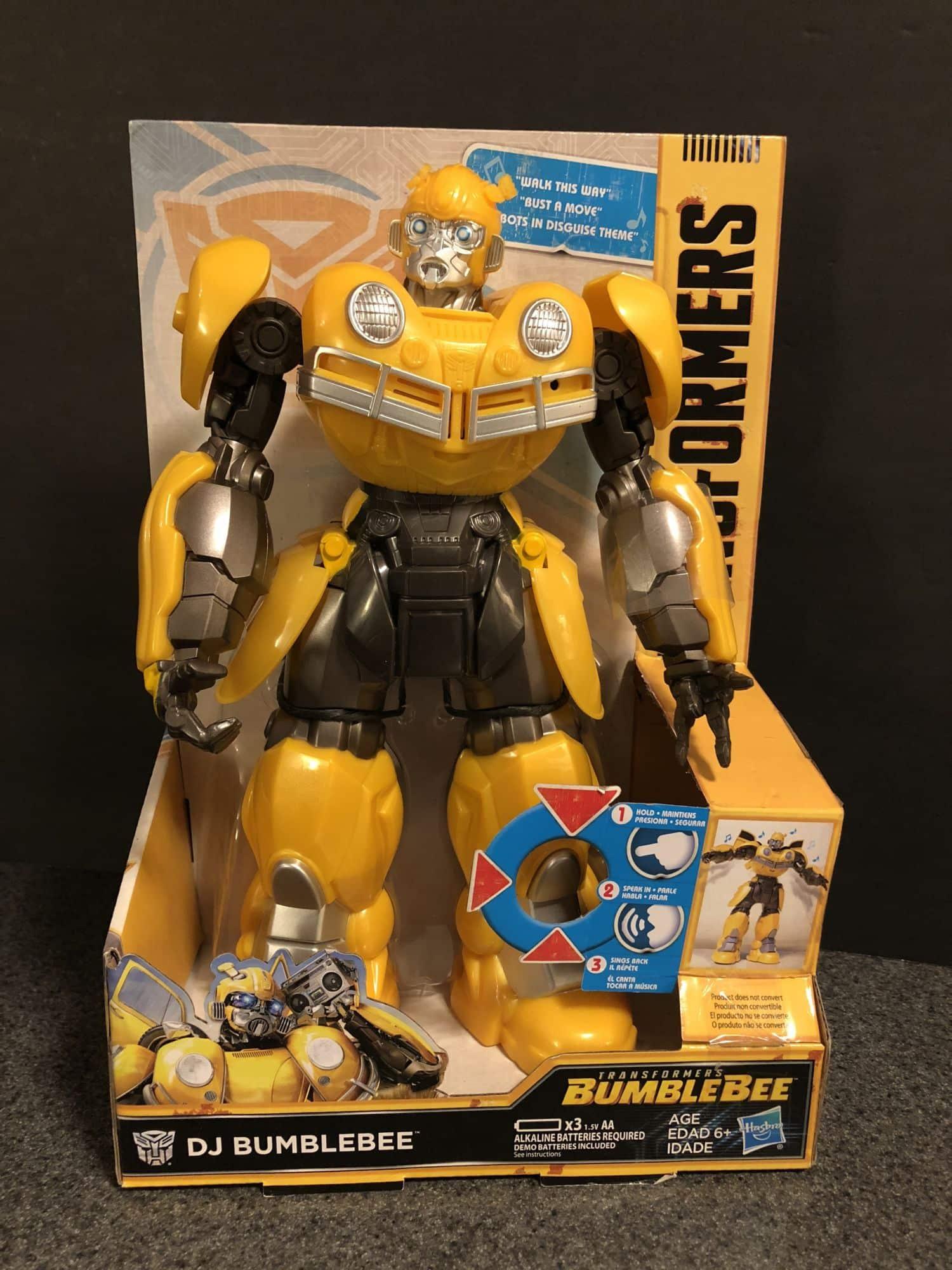 Hasbro Bumblebee Toys 13