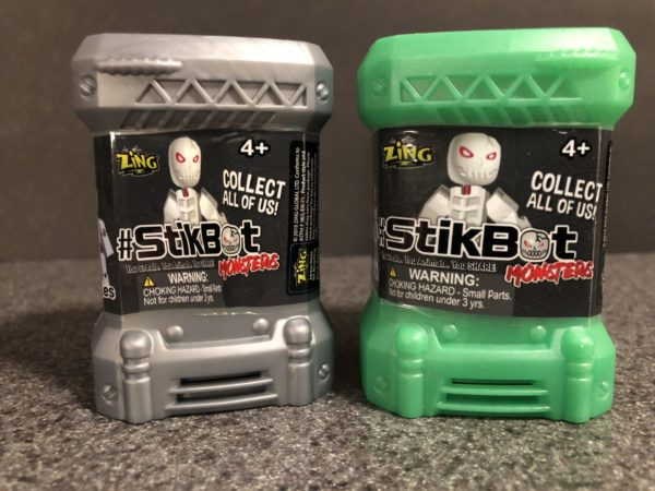 Trick or Treat Toys Stick Bots 8