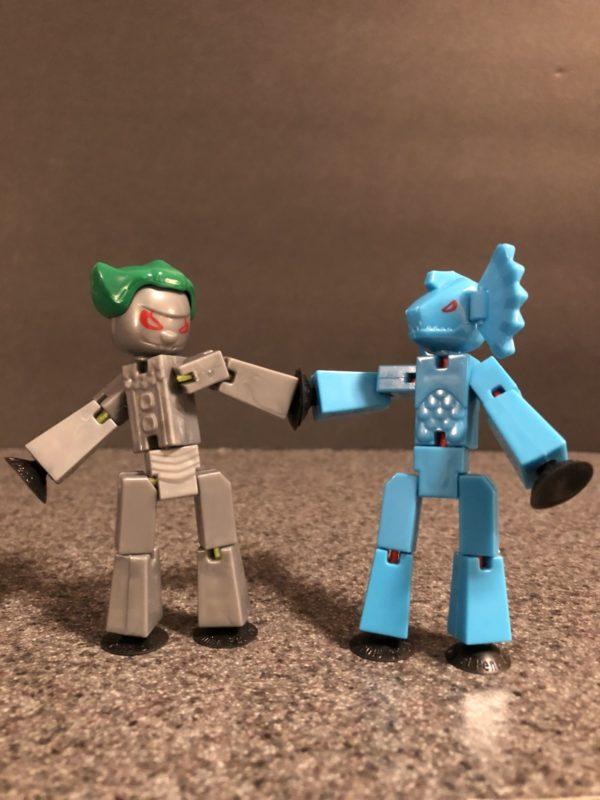 Trick or Treat Toys Stick Bots 6