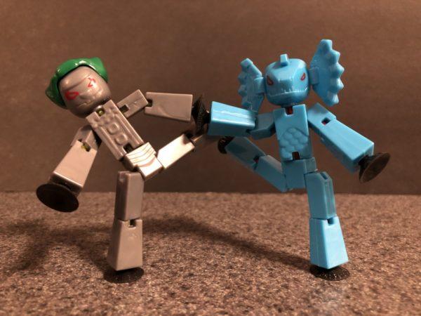 Trick or Treat Toys Stick Bots 7