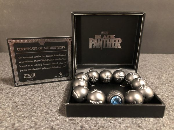 Toynk Black Panther Bracelet 2