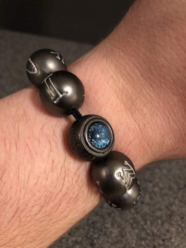 Toynk Black Panther Bracelet 4