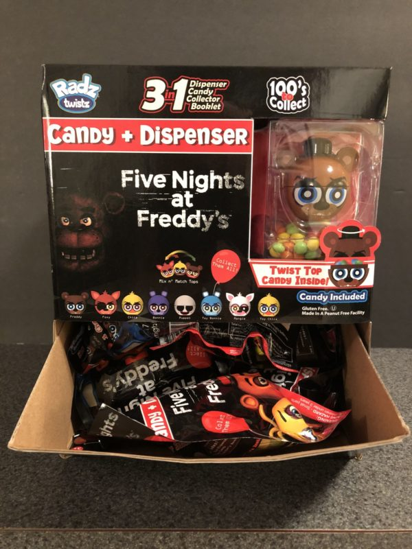 Trick or Treat Toys Five Nights at Freddy's Candy Dispenser 1