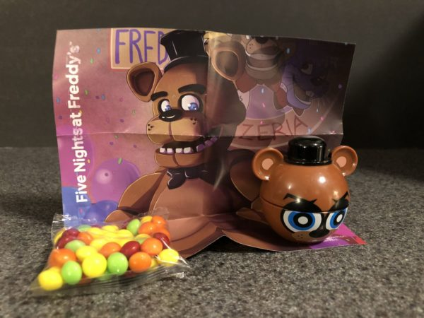 Trick or Treat Toys Five Nights at Freddy's Candy Dispenser 3