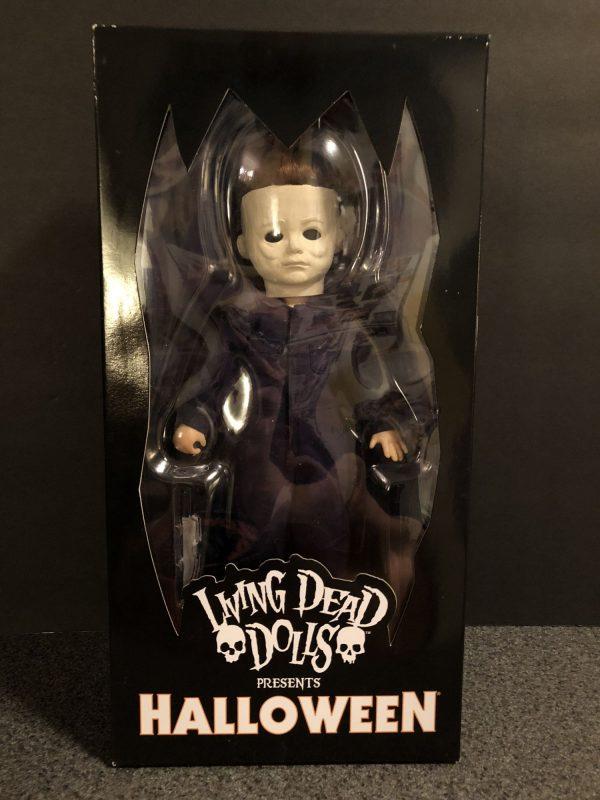 Mezco Living Dead Dolls Halloween Michael Myers 1