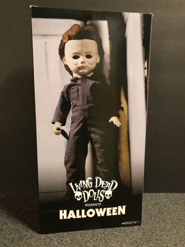 Mezco Living Dead Dolls Halloween Michael Myers 3