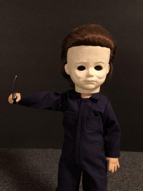 Mezco Living Dead Dolls Halloween Michael Myers 6