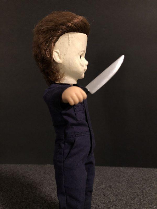 Mezco Living Dead Dolls Halloween Michael Myers 7