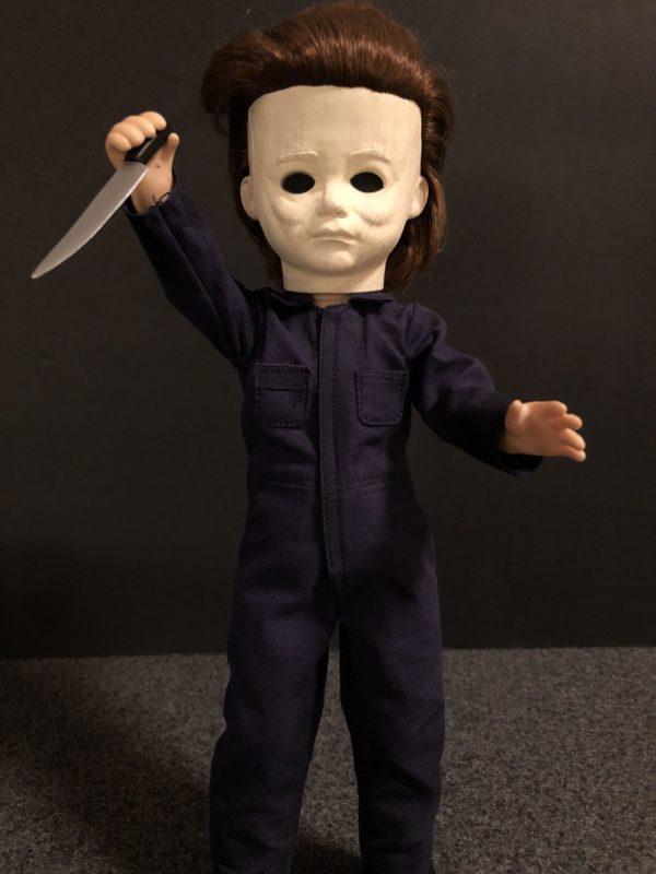 Mezco Living Dead Dolls Halloween Michael Myers 8