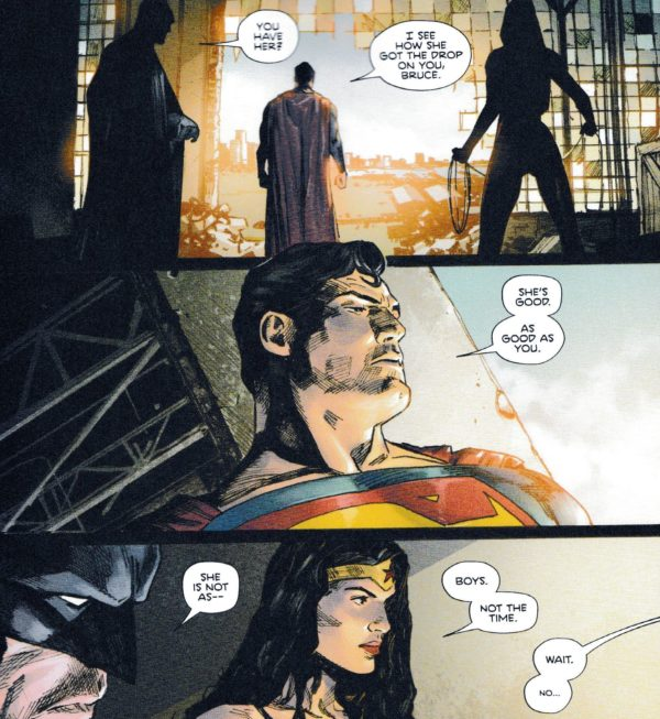 superman and me thesis