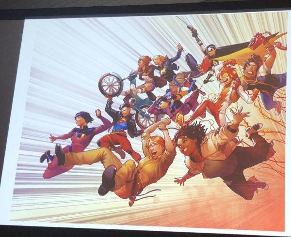 DC Meet the Publishers Slide 2
