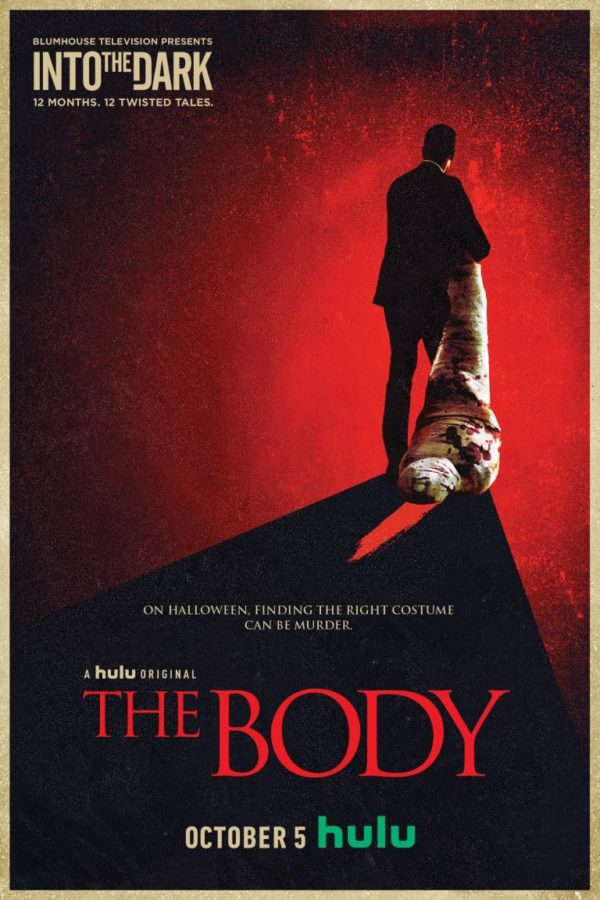 Into The Dark The Body Poster