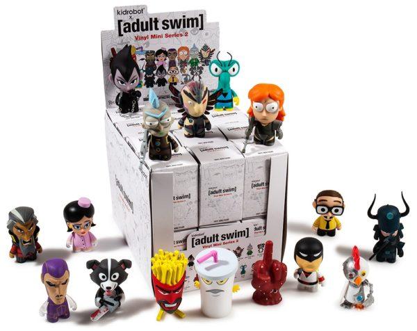 Kidrobot Adult Swim Vinyl Mini Series 2 2