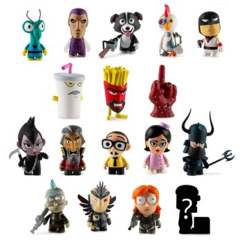 Kidrobot Adult Swim Vinyl Mini Series 2 3