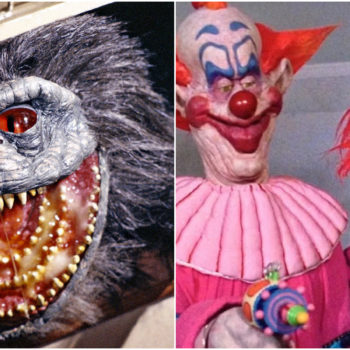 Killer Klowns Critters Collage