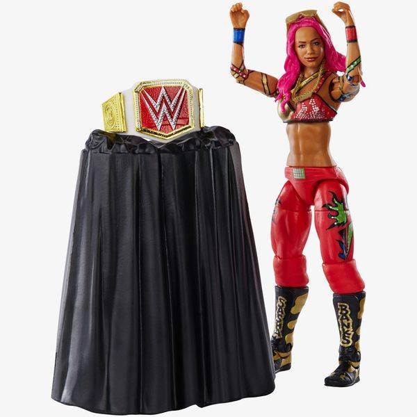 Mattel WWE Wrestlemania 35 Elite Figure Sasha Banks 2