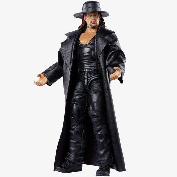 Mattel WWE Wrestlemania 35 Elite Figure Undertaker 2