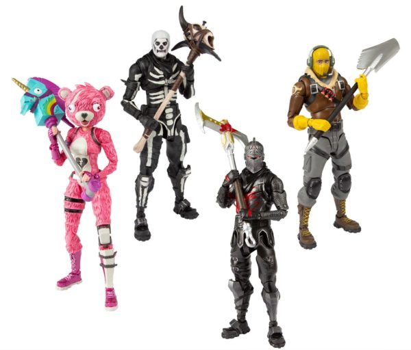mcfarlane toys fully reveals fortnite figures up for preorder now