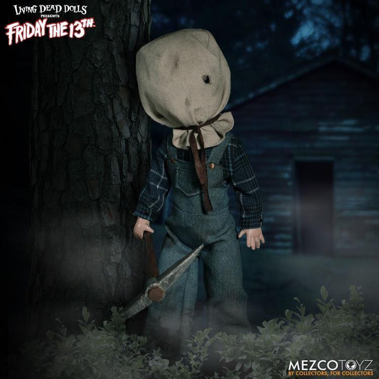 Mezco Toyz Living Dead Dolls F13 Part 2 Jason 2
