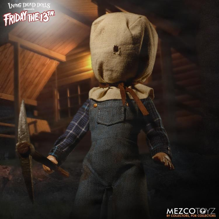 Mezco Toyz Living Dead Dolls F13 Part 2 Jason 5