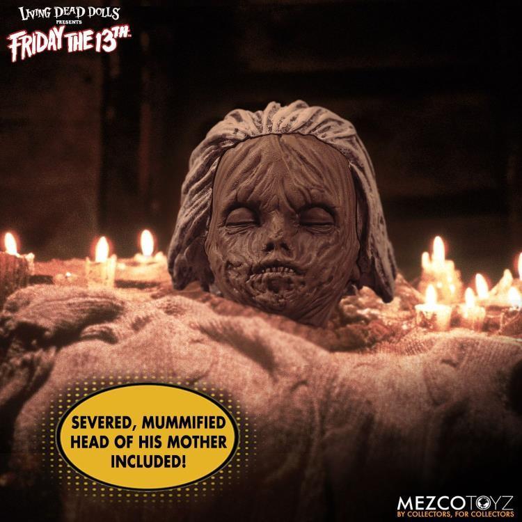 Mezco Toyz Living Dead Dolls F13 Part 2 Jason 6