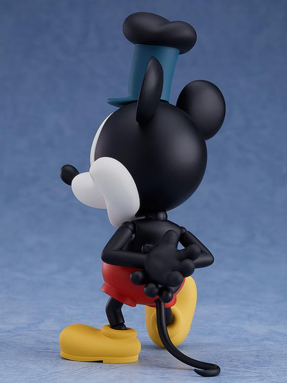 Mickey Mouse Steamboat Willie Nendoroid Figure 4