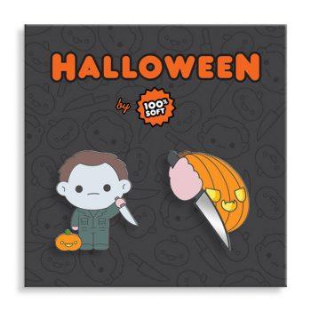 Mondo Halloween Pin