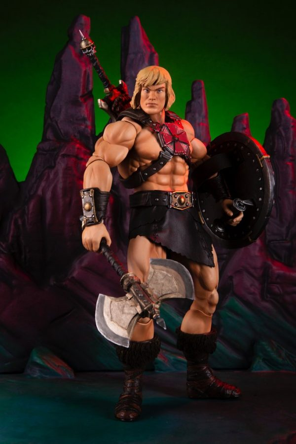 Mondo Masters of the Universe He Man 1